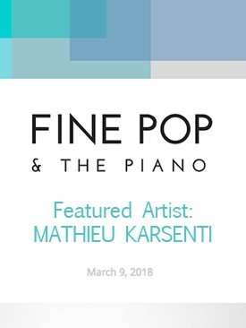 FINE POP AND THE PIANO INTERVIEW